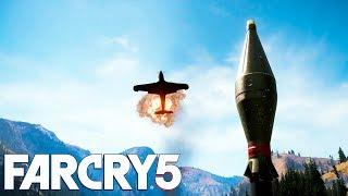 ГДЕ ТЫ, ФИНИ? Far Cry 5 \ #6