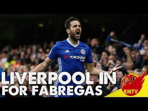 Liverpool in For Cesc Fabregas | #LFC Daily News