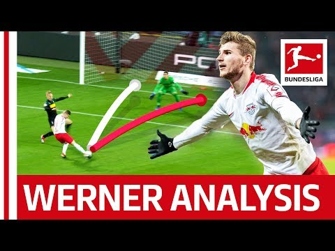Timo Werner - 3 Reasons Why He is Germany's Best Striker