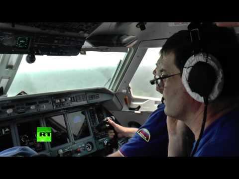 Самолеты МЧС РФ сбросили 500 тонн воды на очаги пожаров в Индонезии