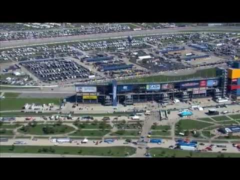 NASCAR Sprint Cup Series - Full Race - MyAFibRisk.com 400 At Chicagoland