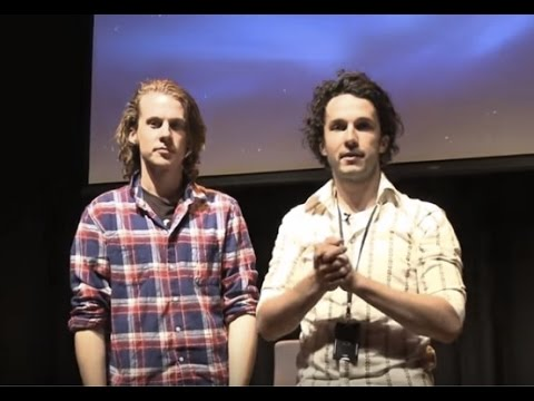 Ylvis - First IKMY Pilot Version. Part 1 (Eng subs)