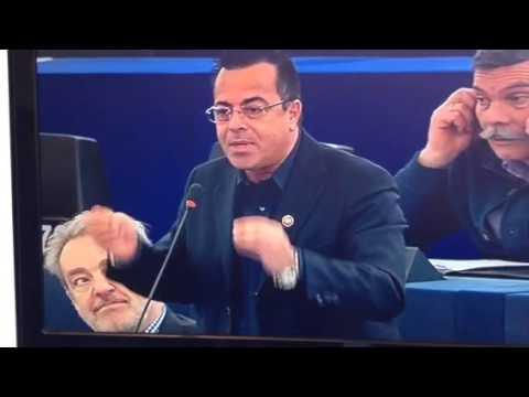 Al parlamento europeo sembra di stare al bar mio for Oggi al parlamento