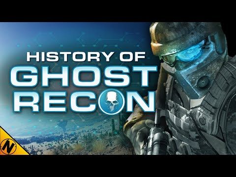 History of Ghost Recon (2001 – 2019)