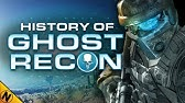 History of Ghost Recon (2001 - 2019)
