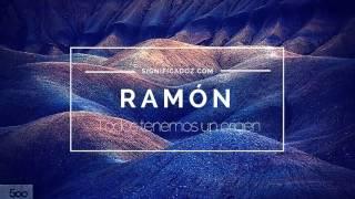 Ramón - Significado del nombre Ramon