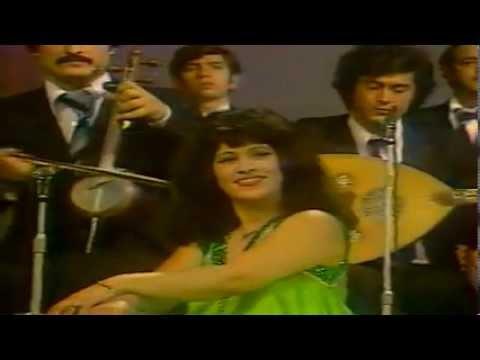 Zeyneb Xanlarova 1979 TV  nostalji AZERBAIJAN MUSIC