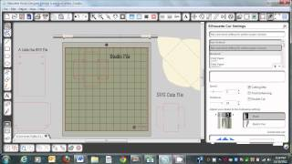 Silhouette Studio Tips- Change Perforated Score Lines to Smooth Fold Lines