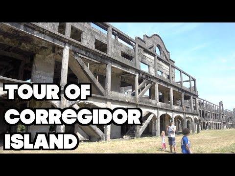 Our Visit To CORREGIDOR Island, Philippines!