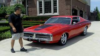 1972 dodge charger foose rims classic muscle car for sale in mi vanguard motor sales