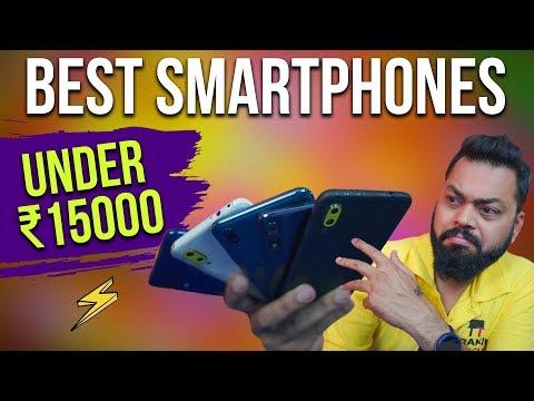 TOP 6 MOBILE PHONES UNDER ₹15000 BUDGET