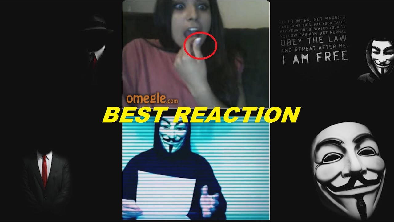 ANONYMOUS OMEGLE TROLL ★ I KNOW WHERE YOU LIVE #2 ★ BEST REACTIONS!