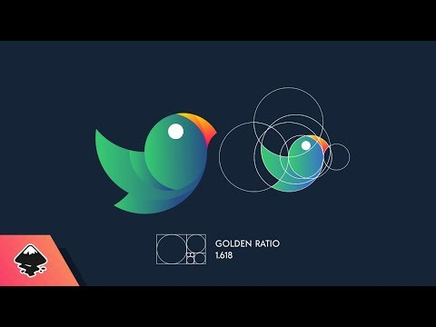 Inkscape Tutorial: Golden Ratio Logo Design thumbnail