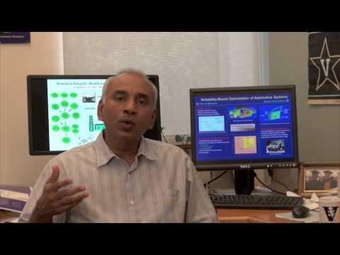 Sankaran Mahadevan: Structural Health Monitoring Research Focus #2, Risk & Reliability
