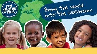 One Globe Kids in the classroom