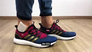 Adidas x Marvel SPEEDFACTORY 'Captain