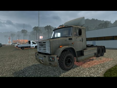 ZIL 4421 Off Road Updated for ETS 1.25