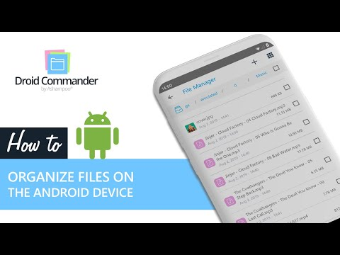 Droid Commander - For Pc - Download For Windows 7,10 and Mac