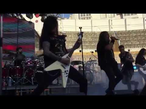 Gizëh - II San Fernando Music Festival -  La muerte sobre un papel