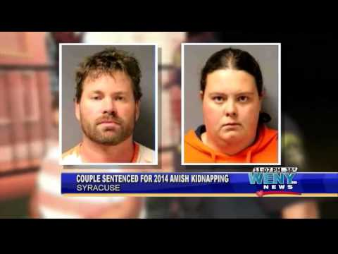 AMISH GIRLS KIDNAPPERS SENTENCED