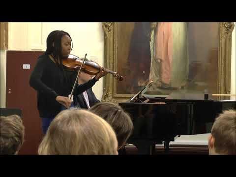 Beatrice Slocumbe Performance Platform 13th January 2018