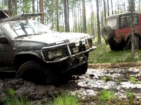 Finland Offroad Tour 2011
