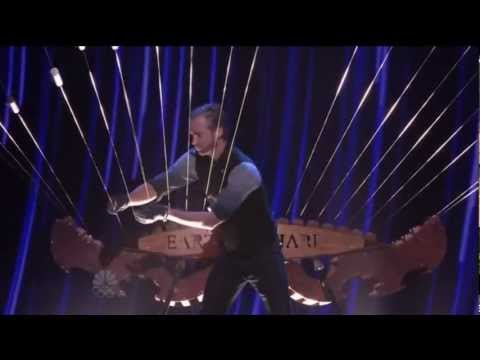 [HD] Theatre Harp - William Close Semi-Finals