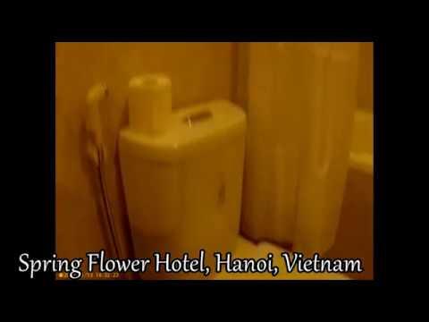 Spring Flower Hotel, Hanoi. (Inside the classic room)
