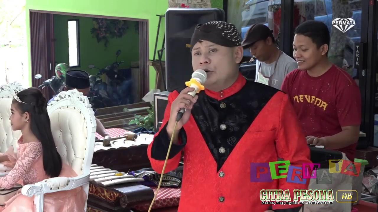 SOTYA - Voc. Mantri Bagong - Cek Sound // CITRA PESONA Music // RMS Audio // PERMATA HD