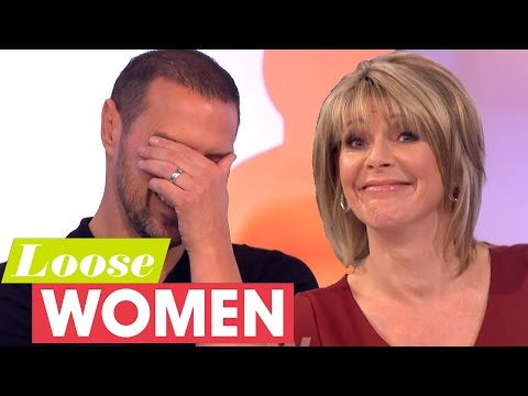 Sex Chat Leaves Paddy McGuinness Speechless! | Loose Women