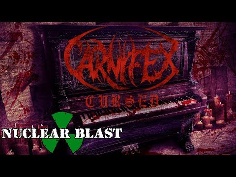 CARNIFEX - Cursed (isolation Mix) (OFFICIAL TRACK VISUALIZER)