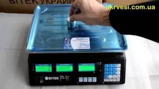 Весы торговые ACS BITEK (40 кг) - Ukrvesi.com.ua(Купить весы торговые ACS BITEK (40 кг) в Украине. тел: (067) 950-55-55 http://ukrvesi.com.ua/p54471655-vesy-torgovye-acs.html., 2014-11-23T18:59:40.000Z)