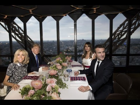 'Emmanuel'-Macron Pres.of France & Trump: ENCOUNTERS GOD