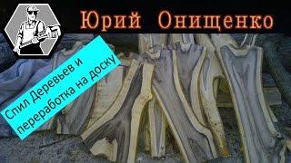 Спил деревьев и переработка на доску(, 2014-01-06T22:41:26.000Z)