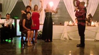 "MC Misha ""Crying Princess"" game wedding TN"