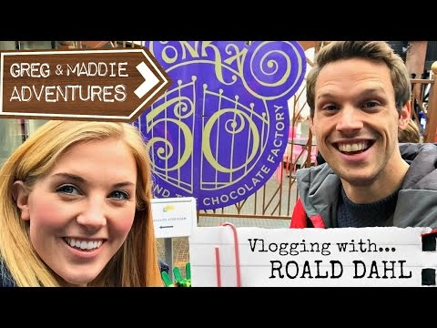 Vlogging with Roald Dahl - The Roald Dahl Museum