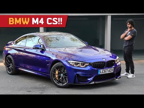 BMW M4 CS! Is the best M4 worth the Premium?!  |- Full Review