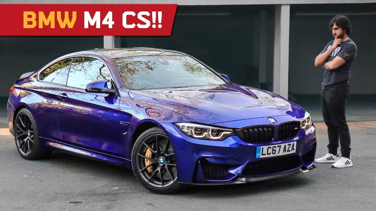BMW M4 CS! Is the best M4 worth the Premium !  de2481e7f151