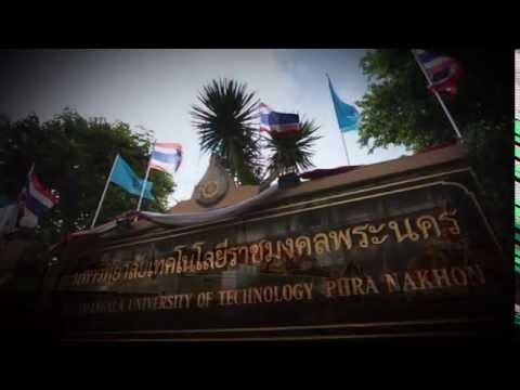 Presentation Rajamangala University of Technology Phra Nakhon 2015 (EN)