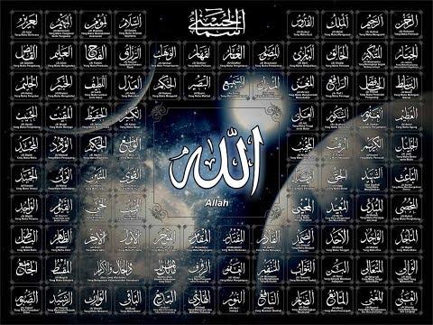 asmaul-husna---99-nama-allah-swt