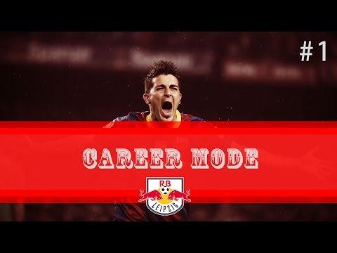Primul Meci //FIFA 16 Career Mode//  Episodul 1 - VfB Leipzig