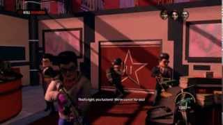 Saints Row The Third Mission 1 When Good Heists Go Bad