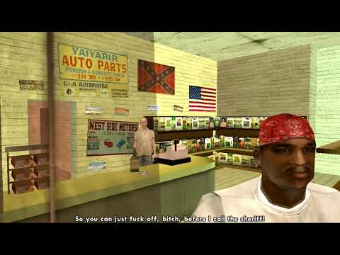 GTA San Andreas iOS - (28) First Date - Tanker Commander