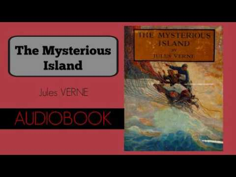 The Mysterious Island by Jules Verne - Audiobook ( Part 1/3 )