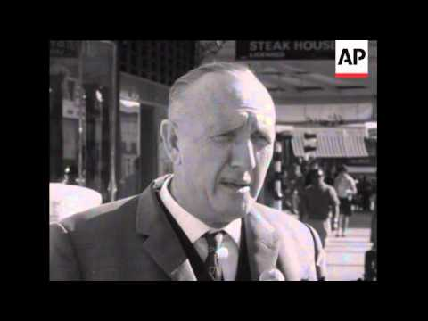 SYND 22-05-69 EVENTS FOLLOWING RHODESIAN PRIME MINISTER'S PROPOSALS FOR A NEW CONSTITUTION