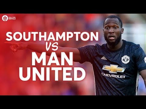 Southampton vs Manchester United LIVE PREVIEW!