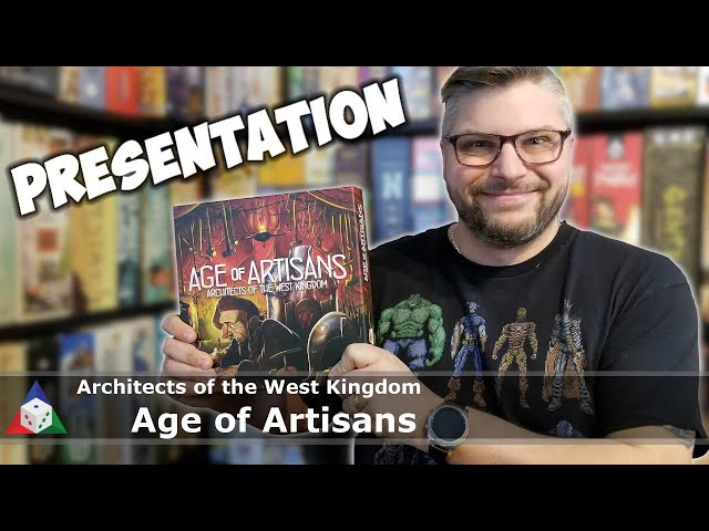 Architects of the West Kingdom : Age of Artisans - Présentation