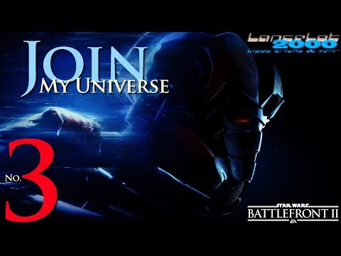 Star Wars Battlefront II HD - Join my Universe - No.3