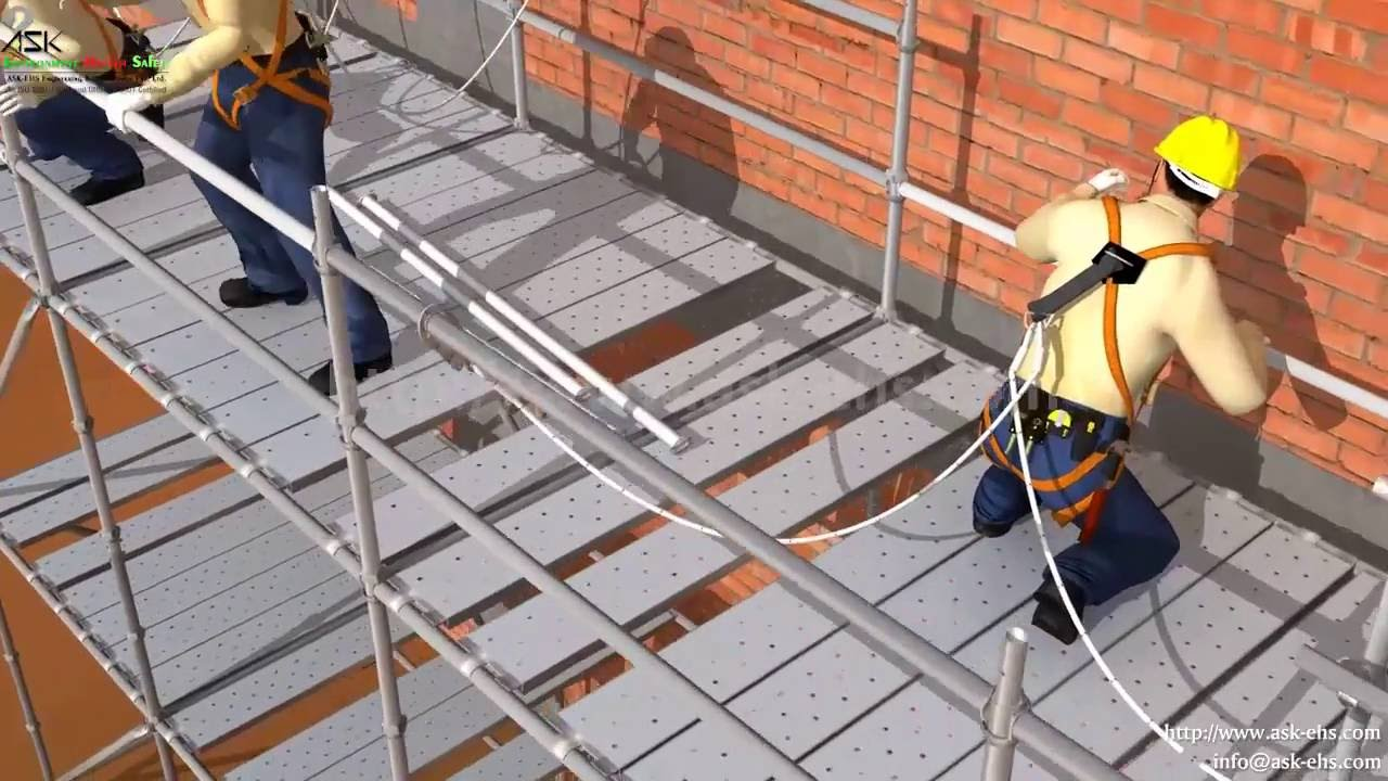 Work at height 51