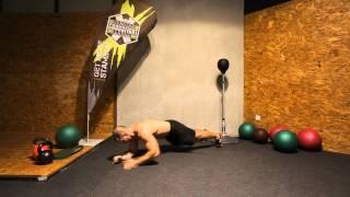 FE26 - Otthoni edzés - támlázás